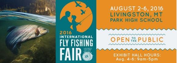 2016 International Federation of Fly Fishers Fair