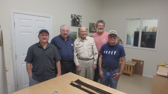 Bamboo Rod Builder Get-Together